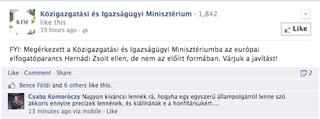 Illustration for article titled A hét trollja a Közigazgatási és Igazságügyi minisztérium