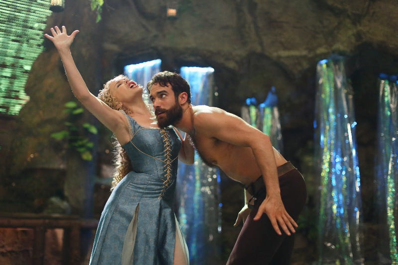 Illustration for article titled Galavant's Smaller, Sillier Moments Make the Show Worth Watching