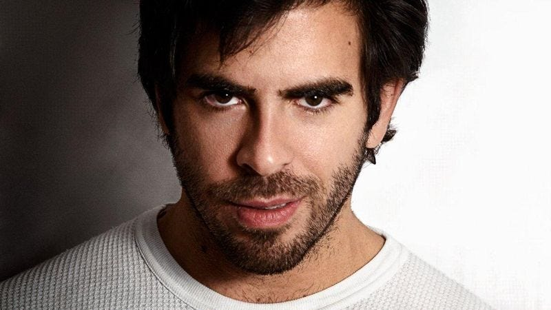 Illustration for article titled Read This: Has Eli Roth just been trolling horror fans this whole time?