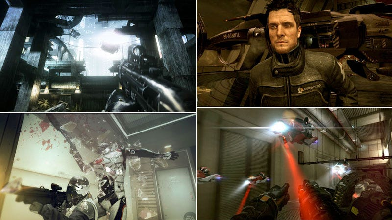Illustration for article titled The Syndicate Reboot Is Real, First Details & Screens Leak Out of EA
