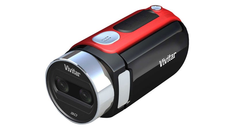 Illustration for article titled Vivitar's 3D Camcorder Is Only $99