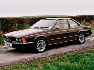 Illustration for article titled And here's an e24 6 series for you non anime people.