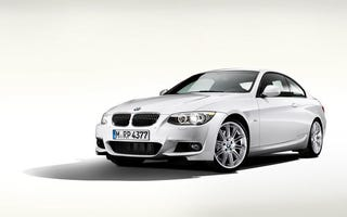 Illustration for article titled 2011 BMW 3 Series M-Sport Coupe: Sporty Spice Without The Spice