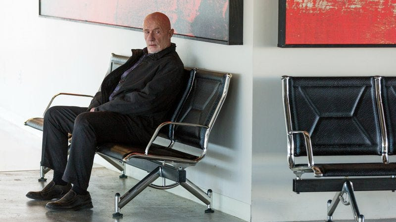Jonathan Banks stars in Better Call Saul (Photo: Michele K. Short/AMC/Sony Pictures)