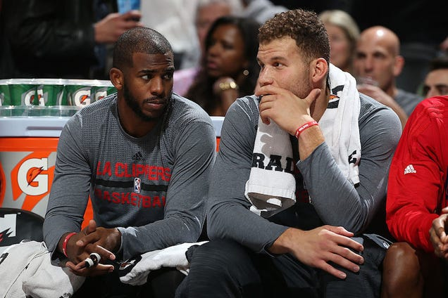 Clippers Lose Chris Paul And Blake Griffin For The Rest Of The …
