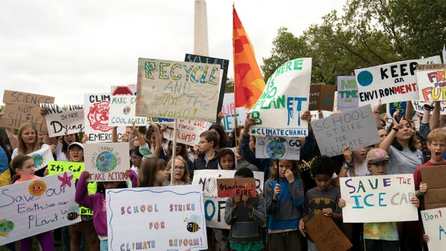 How to Support the Global Climate Strike