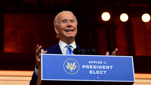 Republican Plan to Keep the Internet Screwed Under Biden Moves Ahead