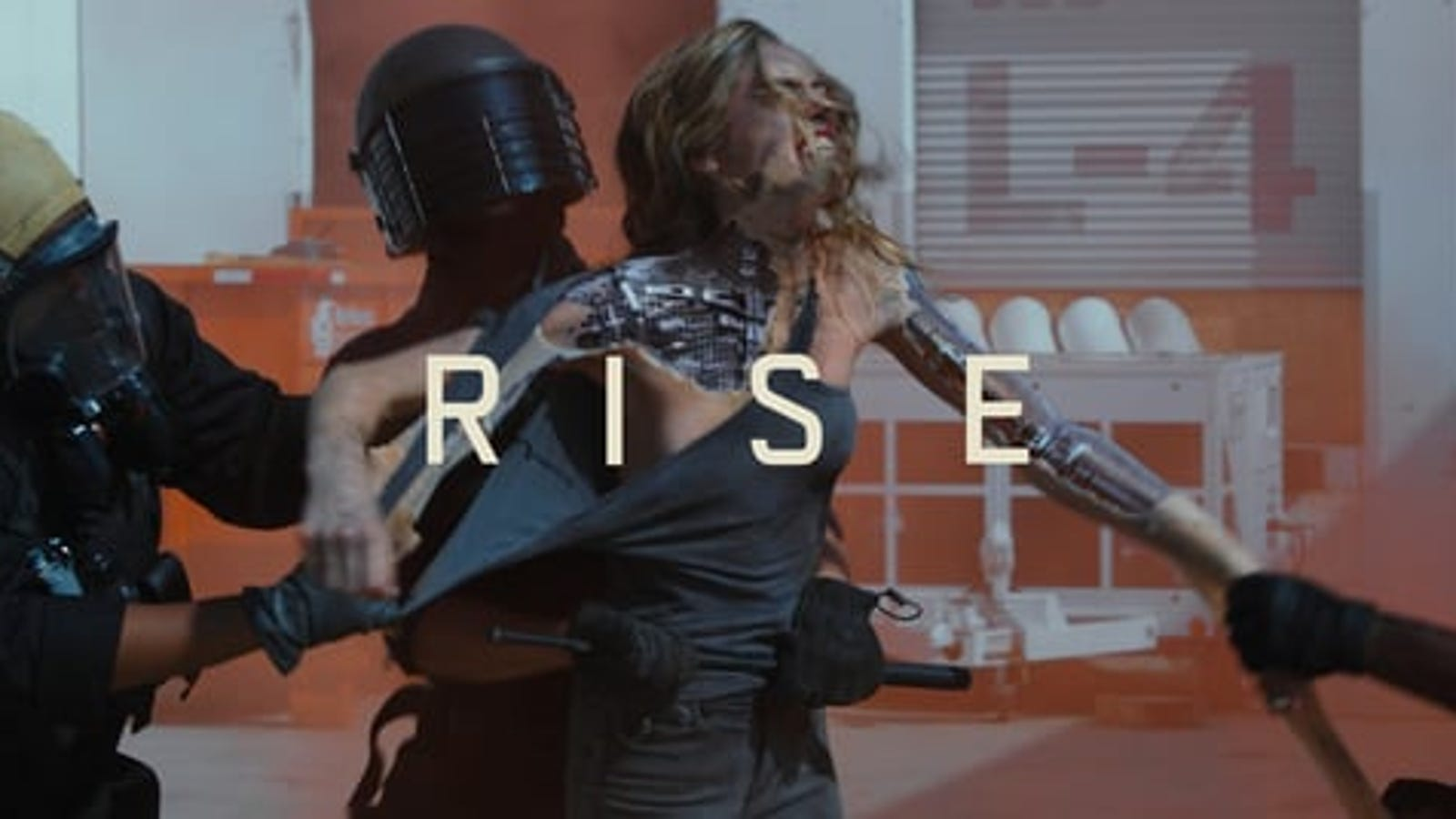 This Wonderful Short About a Robot War Deserves to Be a Full-Length Film