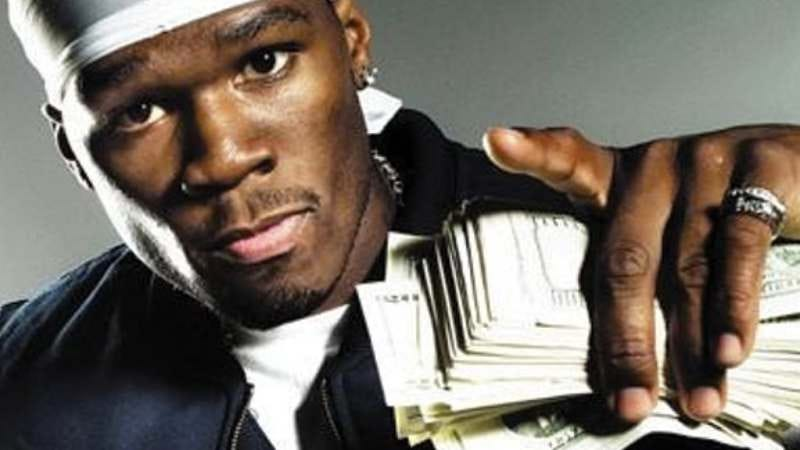 Illustration for article titled 50 Cent gets rich, files for bankruptcy tryin'