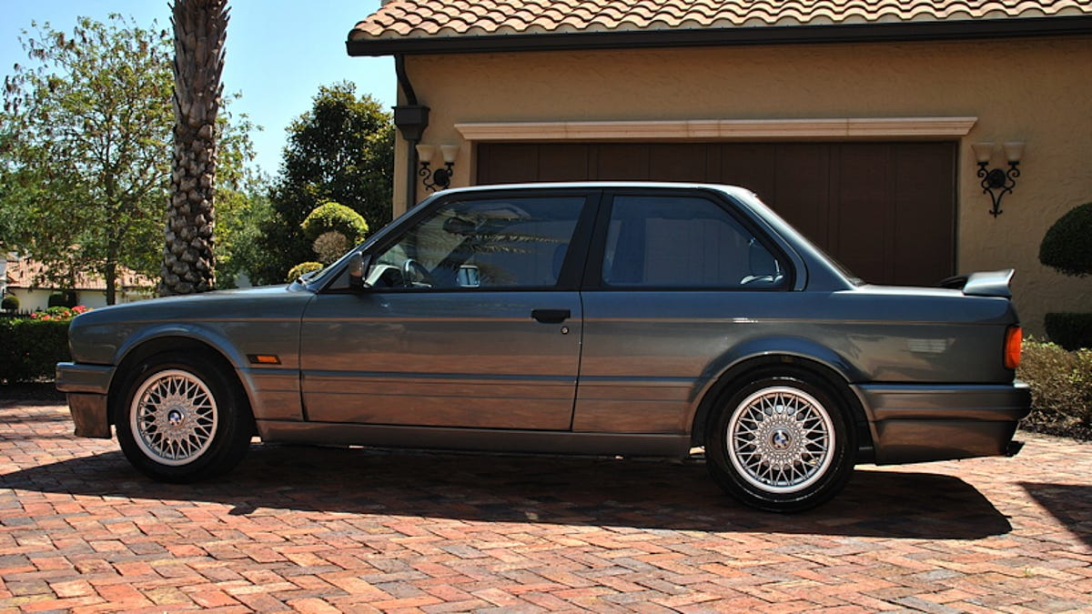 For 40 000 This 1988 Bmw 320is Could Be Your Latin Lover