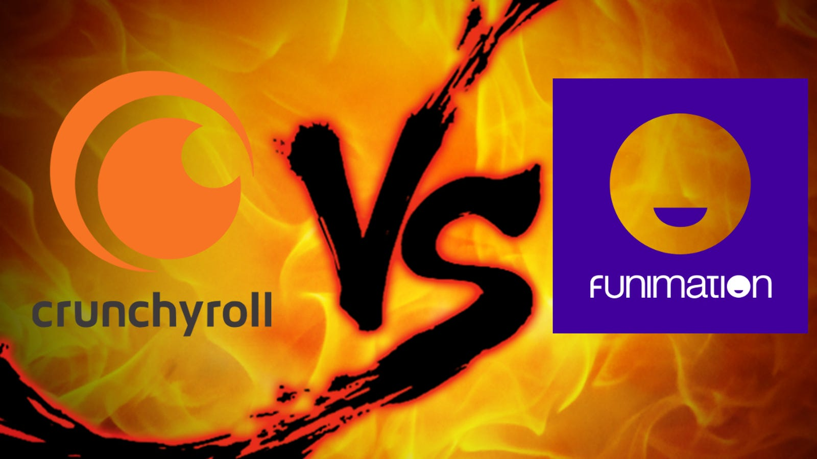 Anime Streaming Showdown: Crunchyroll vs  Funimation