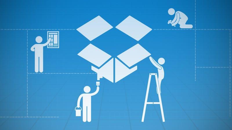 Dropbox Extensions