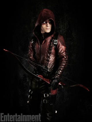 Illustration for article titled First Look At Arrow Sidekick Roy Harper As Arsenal