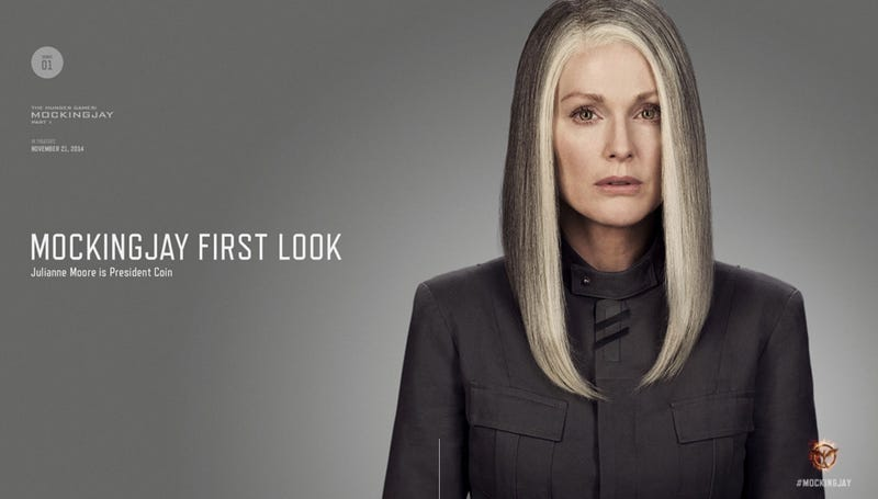 Illustration for article titled First Look At Hunger Games: Mockingjay Reveals The Secret District