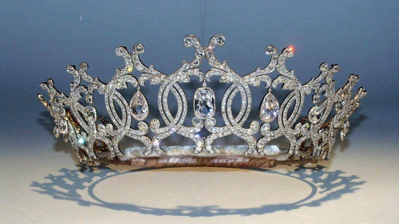 Illustration for article titled Stealing This Tiara Was a Radical Feminist Act (By Me)