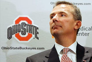 Illustration for article titled Urban Meyer Thinks The Ohio State Job Will Be His Last