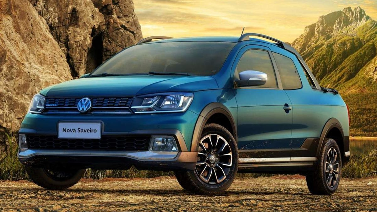 Volkswagen Already Makes The Perfect Pickup Truck You Just Don T Know About It