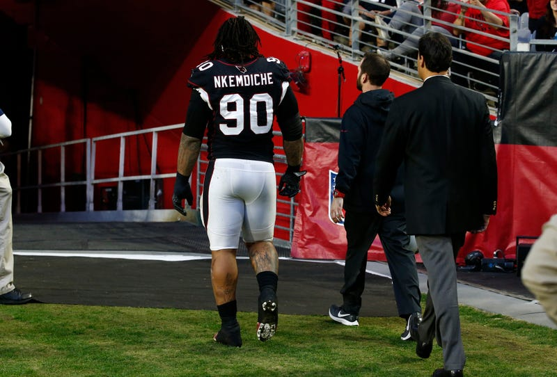 Illustration for article titled Robert Nkemdiche's Short, Messy Cardinals Career Is Over