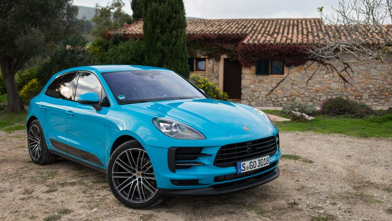 Illustration for article titled What Do You Want to Know About the 2019 Porsche Macan?