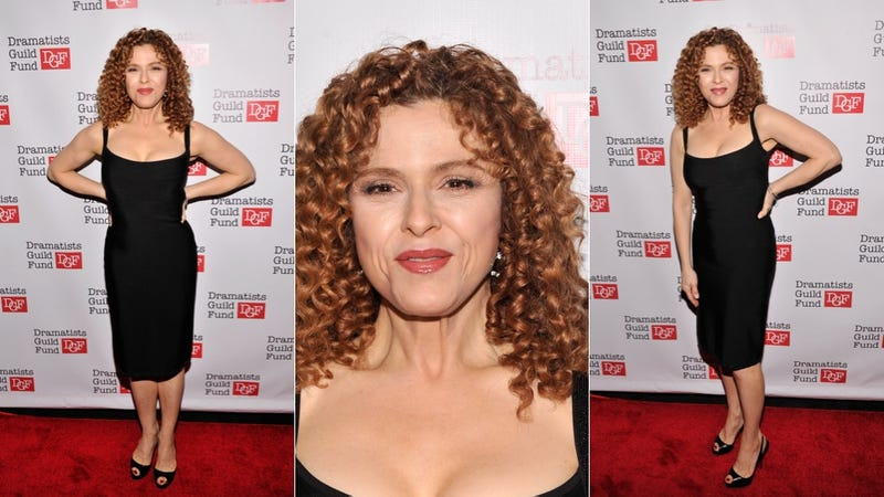 Illustration for article titled Bernadette Peters Continues to Give the Most Amazing Hair