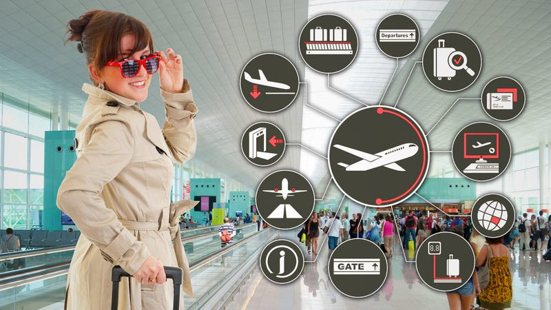 how to make the airport less crappy and more fun