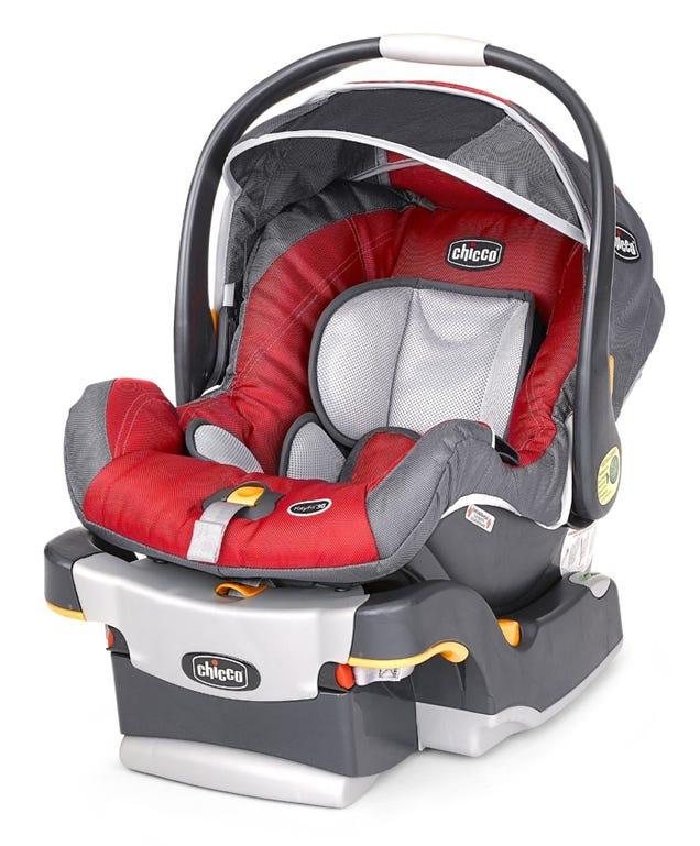 El mejor asiento infantil para el automóvil