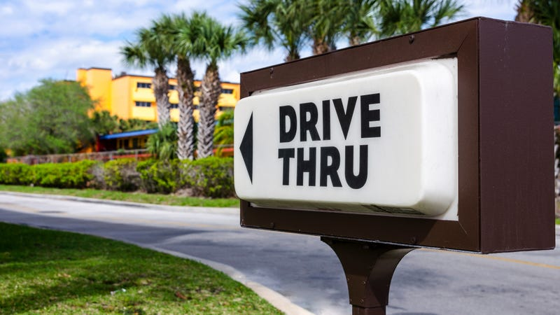 Illustration for article titled Possibly impaired driver unfortunately mistakes jail for drive-thru
