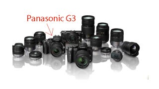 Illustration for article titled New Panasonic G3 Micro Four Thirds Camera Leaked?