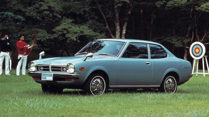 I'm going to be honest, I really love so many Mitsubishis. Photo Credit: Mitsubishi