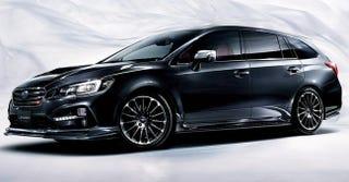Illustration for article titled Dream Swaps: Subaru Levorg