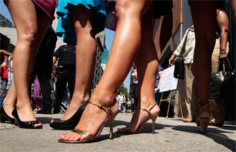 Illustration for article titled Seoul To Sole: How To Make Women Happy? Make Streets Safe For Heels
