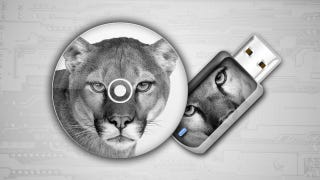 Illustration for article titled How to Burn OS X Mountain Lion to a DVD or USB Flash Drive