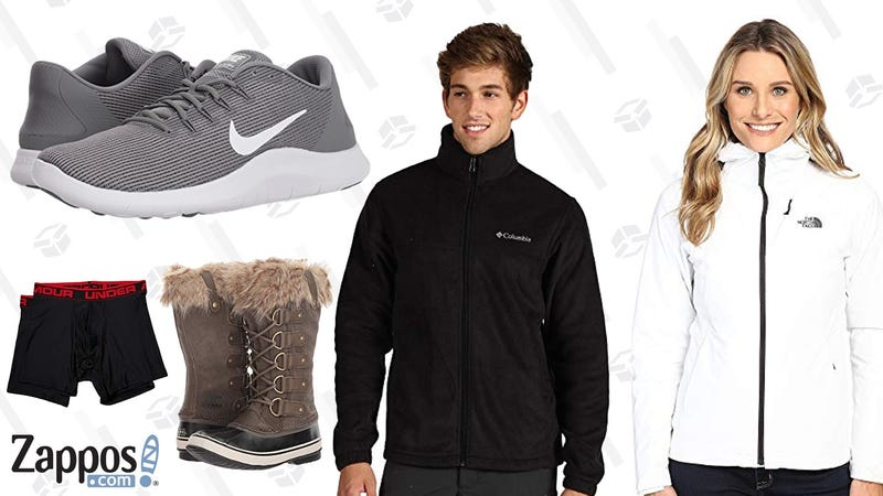 Zappos Winter Sale