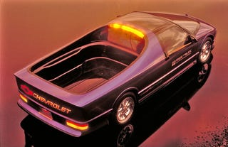 Illustration for article titled How GM Killed The Crossover: The Brief Life Of The Chevy XT-2 Concept Truck
