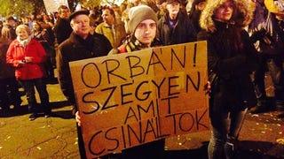 Illustration for article titled Ennyi volt az esti netadós tüntetés