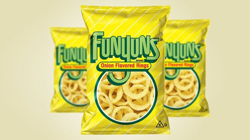 Illustration for article titled Please Do Not Let Funyuns Become The Official Chip Of The Alt-Right