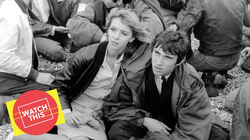 Leslie Ash and Phil Daniels in Quadrophenia