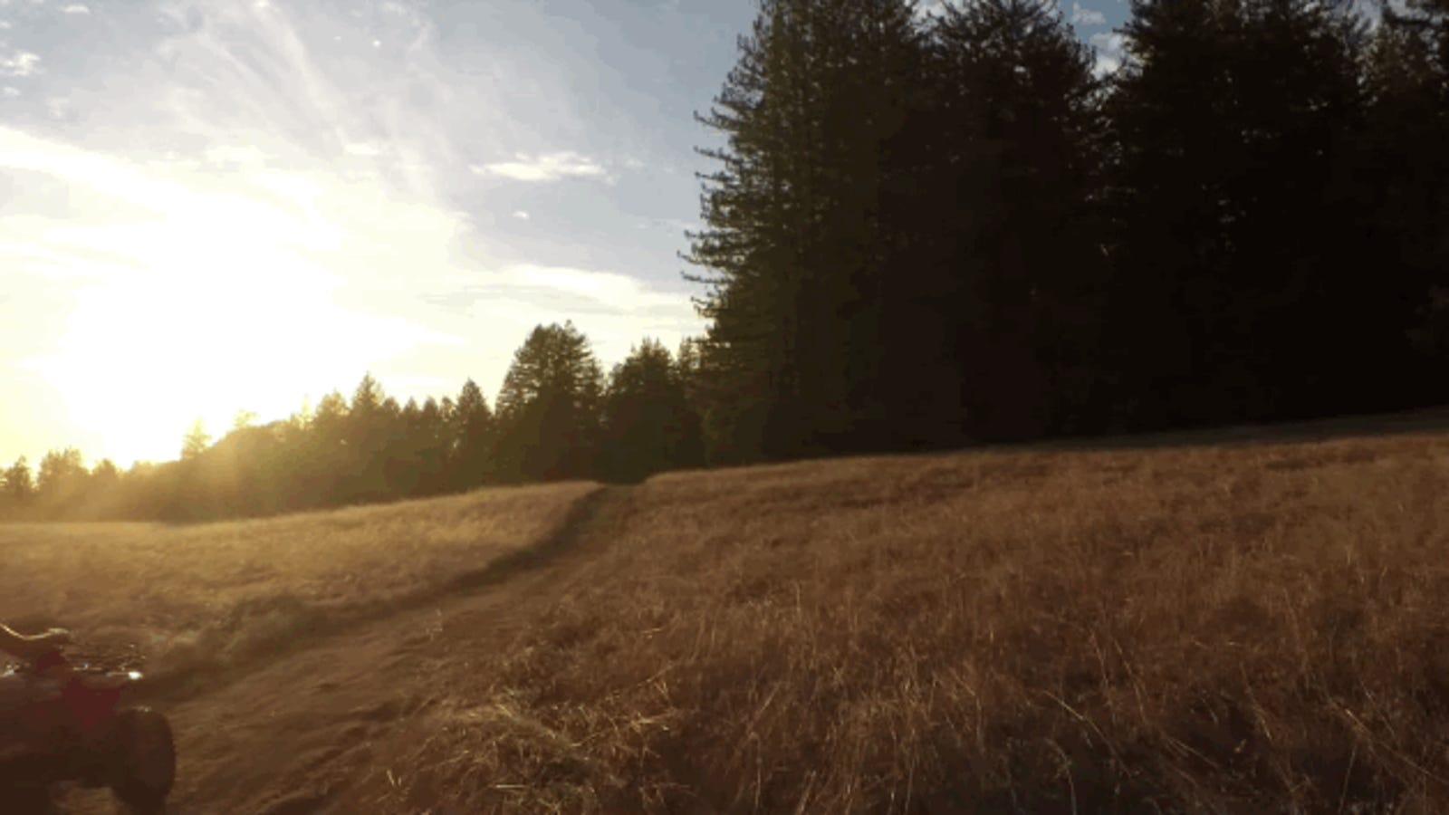 GoPro's Experimental Drone Footage Looks Pretty Damn Good