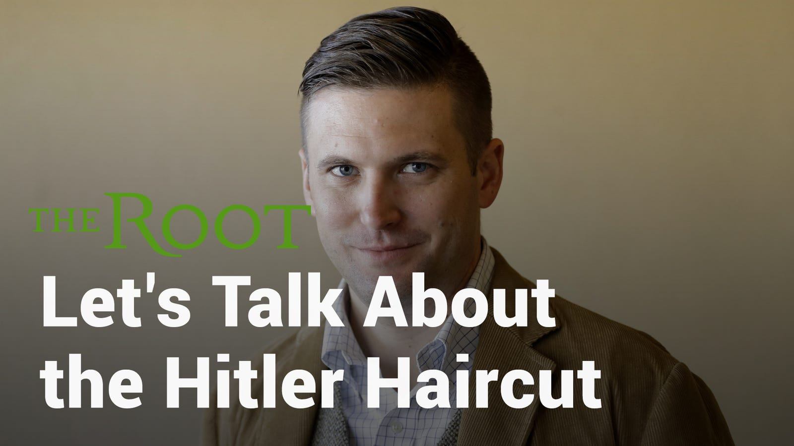 Watch Lets Talk About The Hitler Haircut