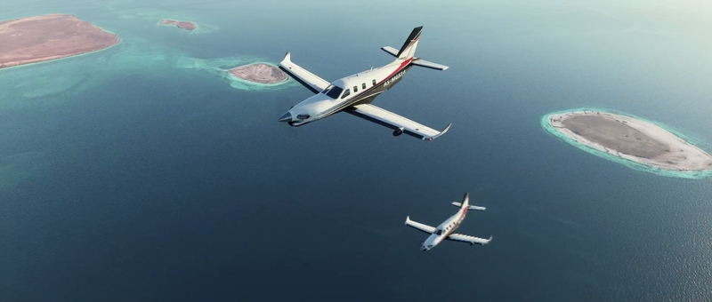 Illustration for article titled New Microsoft Flight Simulator Looks Uncannily Like Real Life