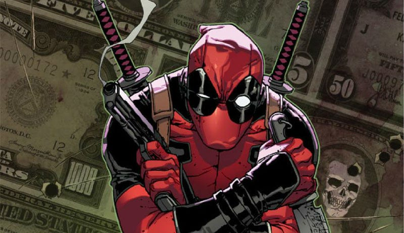 Illustration for article titled The Unlikely Origins of Deadpool, The X-Men Character Who Conquered All Media