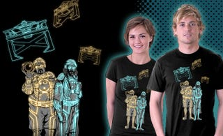 Illustration for article titled The Tron Lebowski Shirt
