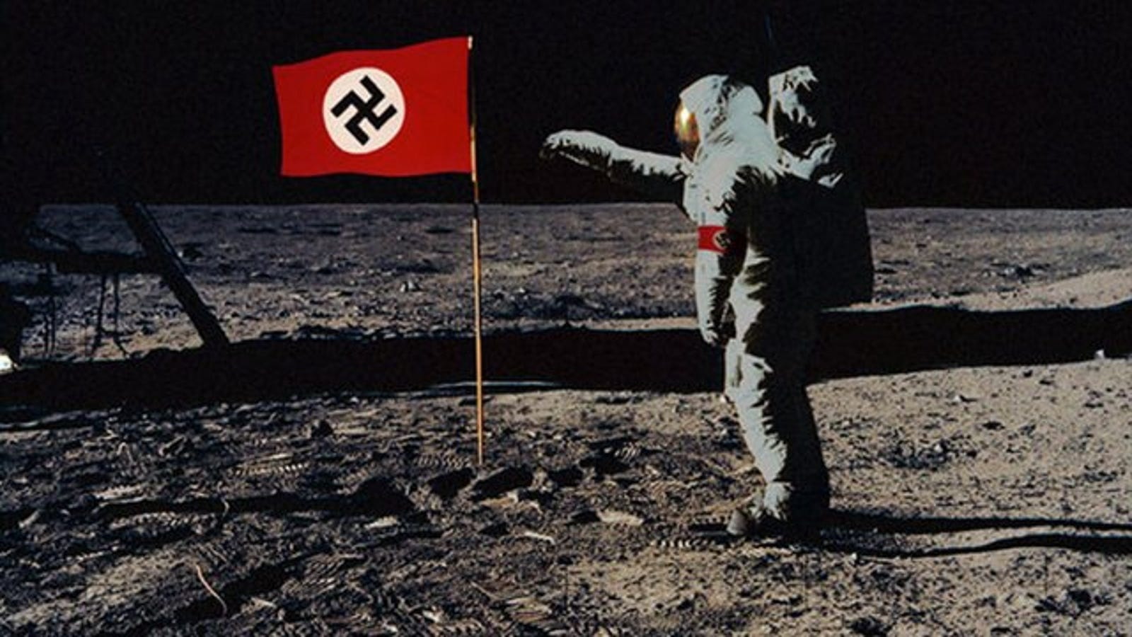 Nazis in Space! The True Story