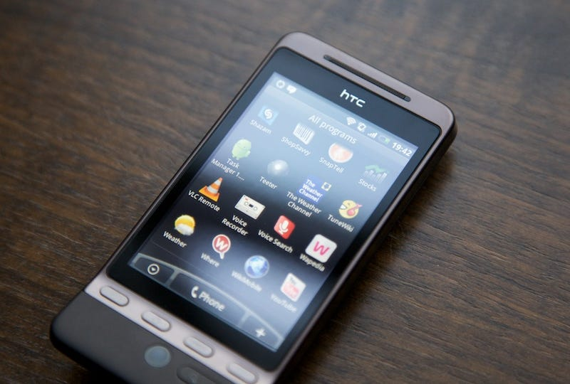 Illustration for article titled HTC Hero Among First To Get Android 2.0 Update
