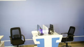 """The """"Internet Room"""" in North Korea's New Airport Terminal Doesn't Have Any Internet"""