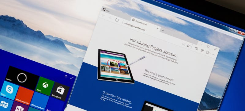 Illustration for article titled Microsoft Edge's Private Mode May Actually Record Your Browsing