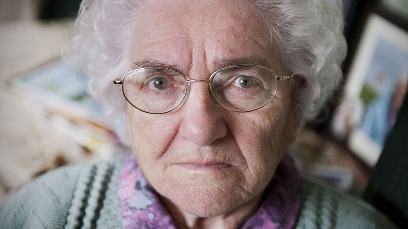 Illustration for article titled Corn Added To List Of Items That Upset Grandma's Stomach