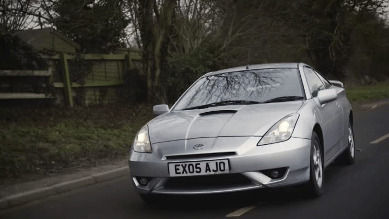 The Last Toyota Celica Is A Killer Used Car Bargain