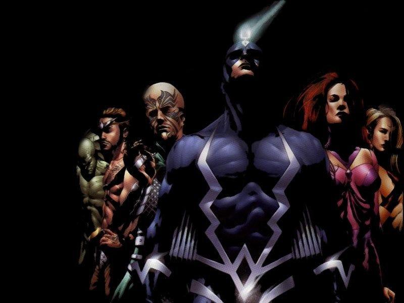 Illustration for article titled Rumor: Marvel planning Inhumans film modeled on Game of Thrones?