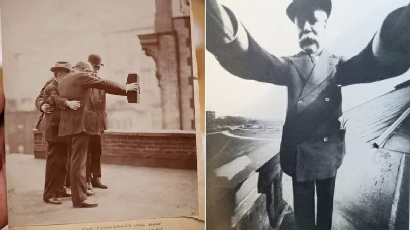 Illustration for article titled These Century-Old Selfies Make Instagram Look Like a Joke